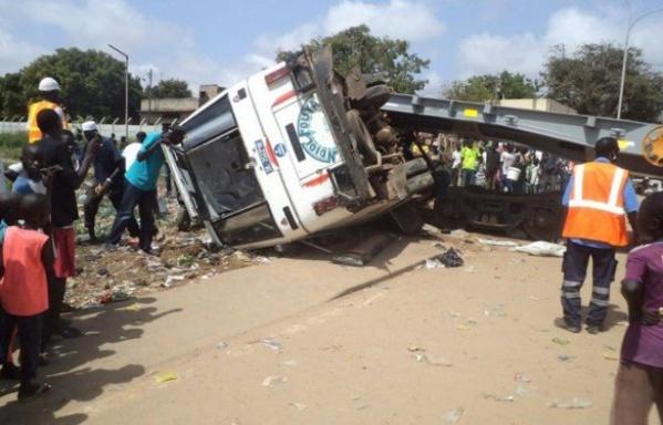 BIGNONA : TROIS MORTS DANS UN ACCIDENT DE BUS