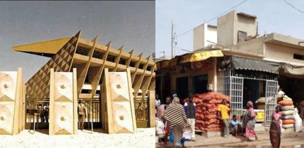 Le stade Iba Mar Diop et le marché Ngélaw seront démolis