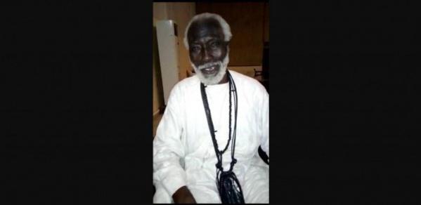Le monde du théâtre Sénégalais...Le comédien Elhaj Dieng décédé