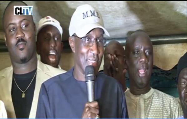 Louga : Mamour Diallo revient en force, déterminé et galvanise ses troupes...