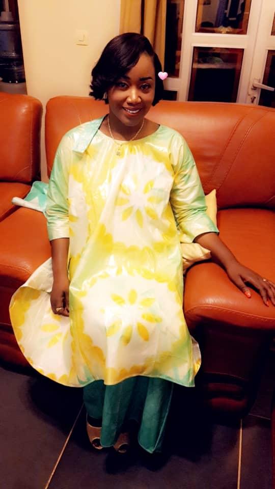 Notre consoeur Marie Louise Ndiaye de l'OBS s'est finalement mariée avec un célèbre...avocat Sénégalais