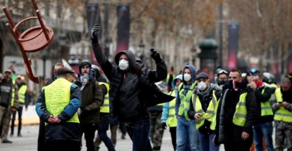 Gilets jaunes, Journées du patrimoine, climat, retraites : un samedi sous haute surveillance