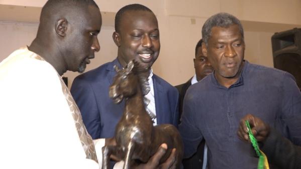 """""""Guest star"""" de la soirée de gala de son """"poulain"""" Oumar Bao, le responsable politique de l'APR,Mamour Diallo lui ravit la vedette"""