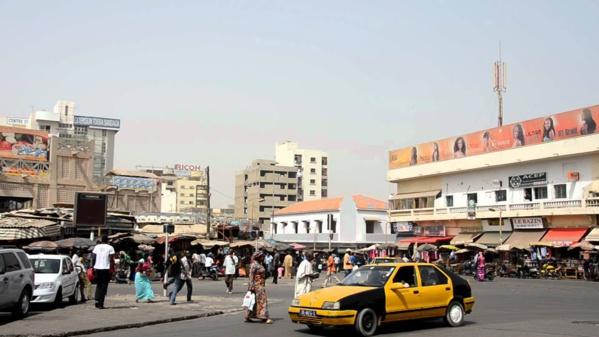 Marché Sandaga : Les commerçants sont en grève…