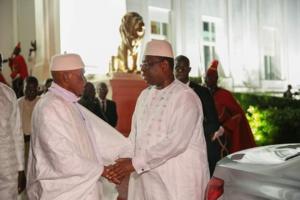 Les  mots assez touchants du Pr Macky Sall après la visite du Pr Abdoulaye Wade