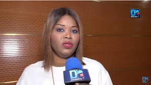 """""""Le débat sur le 3e mandat est à la fois prématuré et inopportun"""", Fatoumata NIANG BA"""