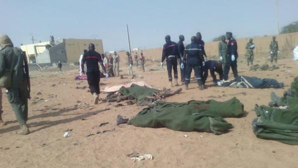 """Résultat de recherche d'images pour """"Mali, une """"attaque terroriste"""" contre l'armée fait plus de 50 morts, mali, 2019"""""""