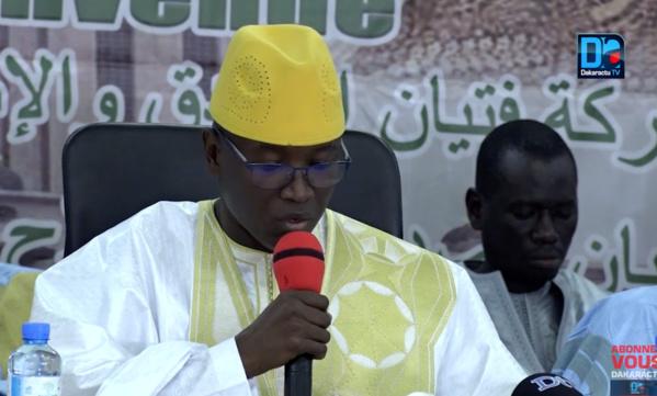 "Aly Ngouille Ndiaye à Médina Baye : ""Cheikh Ibrahim Niass est une fierté de l'Islam... Mooy Guëdj Mamboulaane"""