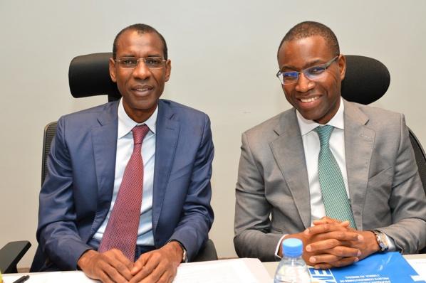 Le Ministre Amadou Hott à la 5e revue de l'UEMOA