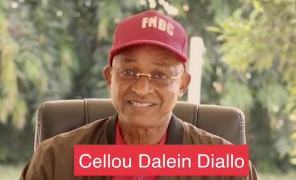 CELLOU DALEIN DIALLO LANCE UN APPEL À LA MANIFESTATION DU FNDC LE 26 NOV 2019