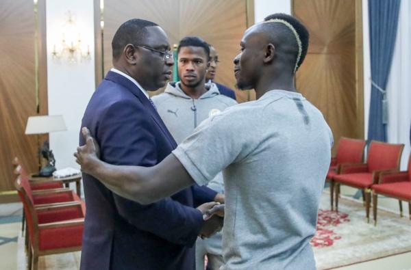 Ballon d'or 2019 : Le message de Macky Sall à Sadio Mané