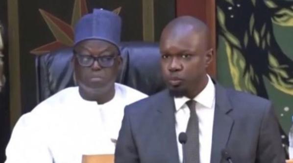 Ousmane SONKO : « Pour Un Ouvrage De 354 Milliards, Eiffage Investit 65 Milliards Et Exploite Pour 30 Ans »