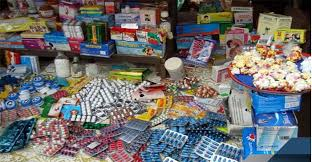 De faux médicaments d'une valeur de 46 millions de francs CFA saisis mercredi, par la Douane de Karang