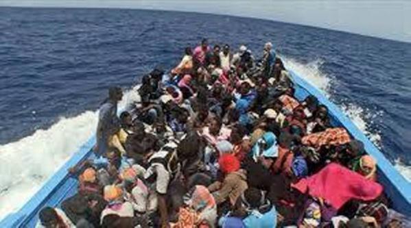 Mauritanie: 2 Sénégalais conduisaient la pirogue, chavirée à Nouadhibou