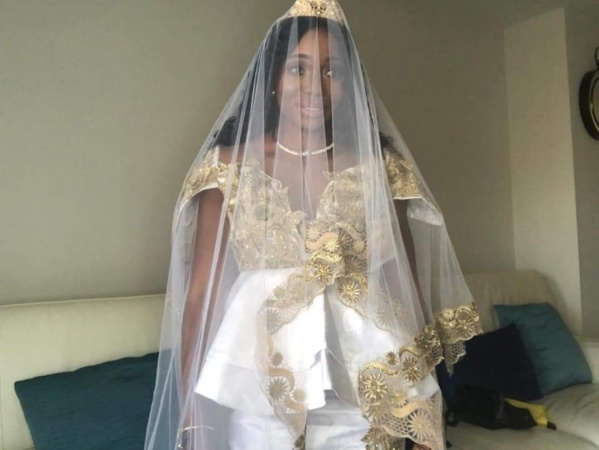 "L'athlète Sénégalaise Adja Henriette se ""pend"""