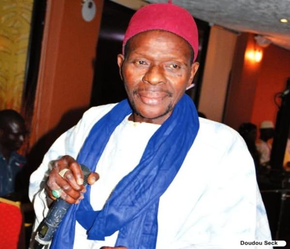 La lutte Sénégalaise endeuillée- Le  chanteur Doudou Seck Yaye Katy n'est plus !