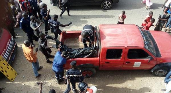 Rebeuss : Mbaye Diop, 65 ans, retrouvé mort dans son magasin