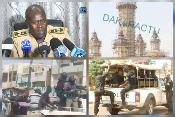 Touba-Mbacké / GRAND BANDITISME : « Le profil des criminels identifiés... Ils habitent l'agglomération » (Le Préfet)