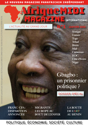 AFRIQUEMIDI MAGAZINE EN KIOSQUES