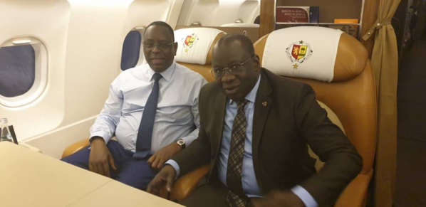 Révélations exclusives sur le planning du chef de l'Etat qui a quitté Dakar ce dimanche