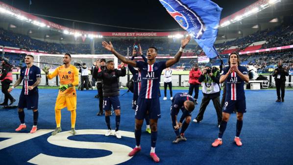 Football : le PSG devient le club le plus puissant du monde