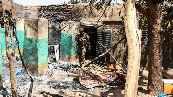 Au Mali, au moins 20 villageois tués lors d'une attaque à Ogossagou