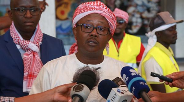 Annulation des résultats de la Présidentielle en Guinée Bissau-Le Pr Umaro Sissoco Embaló dément