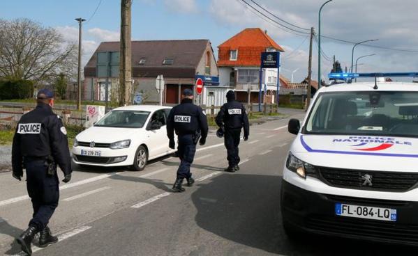 Prison ferme pour avoir enfreint le confinement huit fois dans la Loire