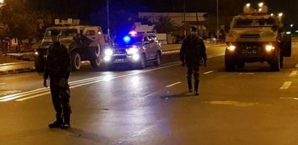 Couvre-feu : La police quadrille la Médina