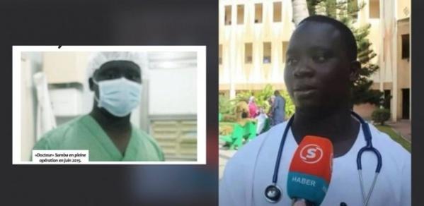 "Affaire ""docteur"" Samba : Le principal complice tombe, des infirmiers face à la SU aujourd'hui"