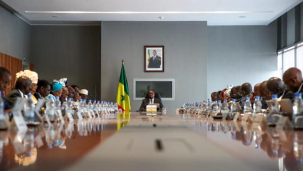 Sénégal : Le conseil des ministres en mode visioconférence ce mercredi.