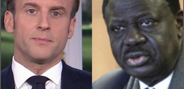 Décédé du Covid-19 : L'hommage émouvant de Macron à Pape Diouf