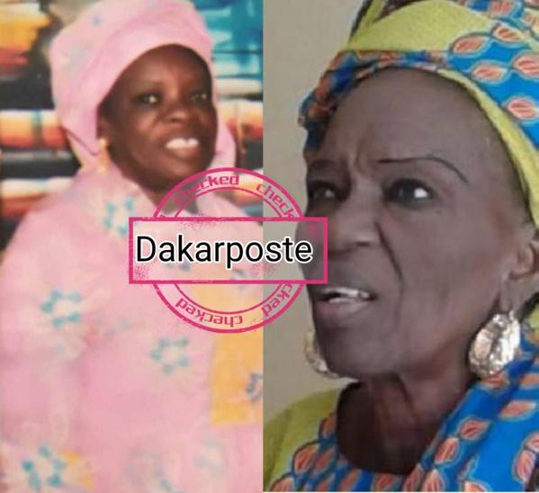 La fille aînée de la défunte chanteuse Ndèye Seck