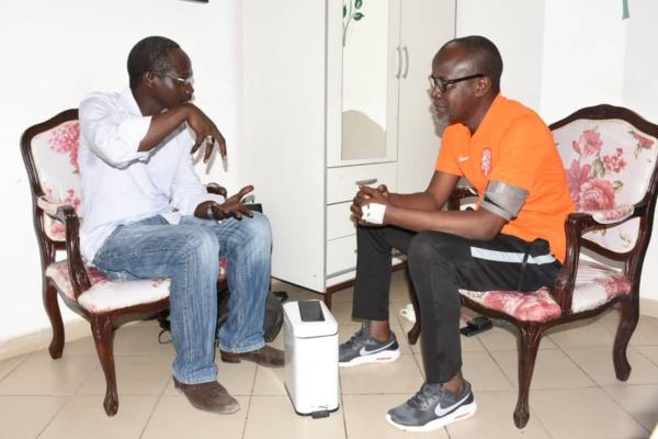 INTERVIEW EXCLUSIVE ET DÉTONNANTE: De  son lit d'hôpital, Yakham Codou Ndendé Mbaye pulvérise Madiambal Diagne :    «Entre Niaga, Bambilor, Toubab Dialaw, Ouakam, Ngor, Alamadies, il est assis sur 59 000 mètres carrés de terres»