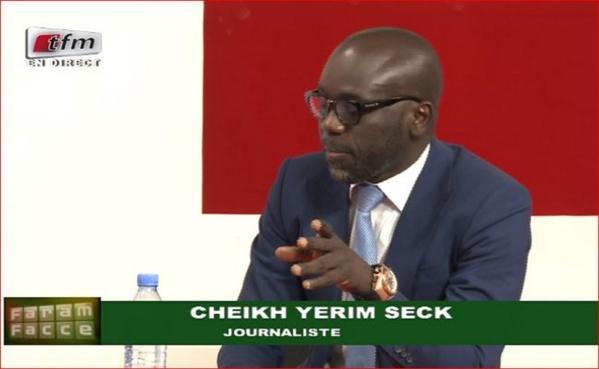 Le journaliste Cheikh Yerim Seck finalement placé en garde à vue à la Brigade de gendarmerie de Thionk