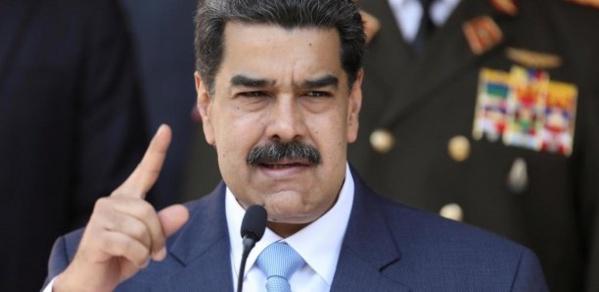 Venezuela: le président Maduro donne 72 heures à l'ambassadrice de l'Union européenne pour quitter le pays