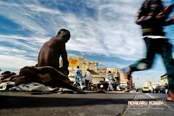 L'emouvant message du photographe Touré Mandemory au Pr Macky Sall