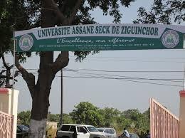 ZIGUINCHOR : LE NOUVEAU RECTEUR DE L'UASZ PREND OFFICIELLEMENT FONCTION