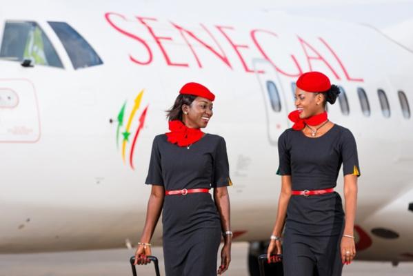 COVID-19: 5 cas à Air Sénégal Sa