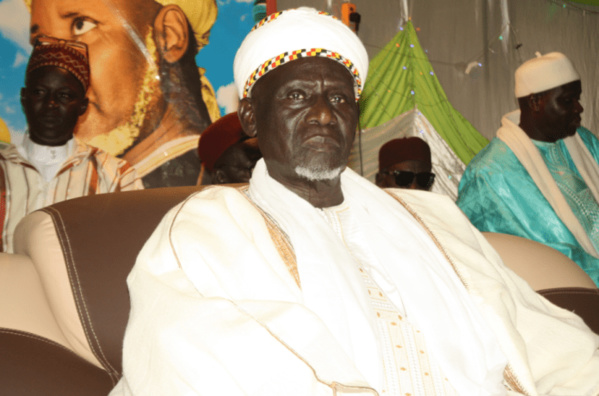 SON DÉCÈS ANNONCÉ :L'imam Moustapha Guèye est bien vivant