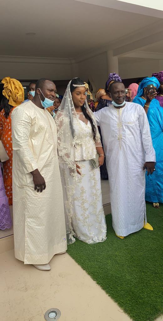 """""""Al Khaïry VIP"""" – Nora, la fille du ministre Amadou Ba se marie finalement avec le fils de ..."""