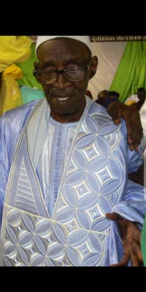 """Décès de El Hadji Amadou  Sèye, ancien Animateur  de l'émission  """"Xeew Xeew Dëmb"""" à  la Rts1"""
