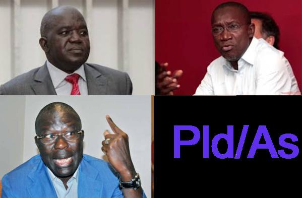 Oumar Sarr, Me Amadou Sall, Babacar Gaye... lancent le Pld/As