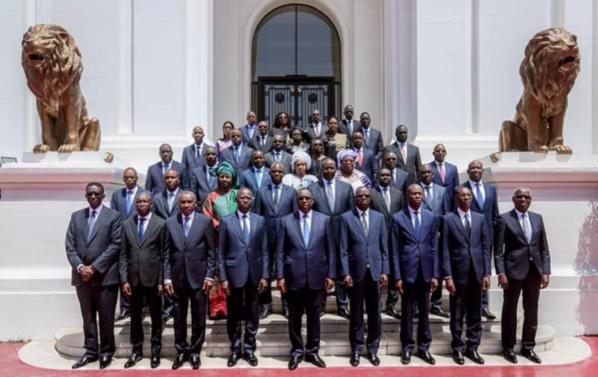 Communiqué du conseil des ministres du Mercredi 9 Septembre 2020