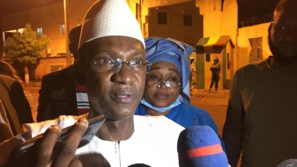 Au Mali, l'opposition, le M5-RFP, rejette le projet de charte de transition de la junte