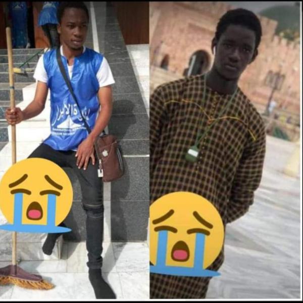 """Chantiers de """"Touba ca kanam""""- Voici les deux ouvriers décédés !"""