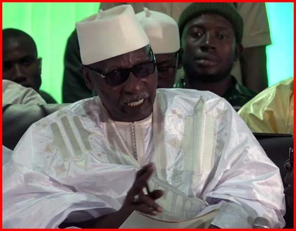 Gamou : Le Khalife Serigne Babacar Sy Mansour se prononce ce mardi 13 octobre