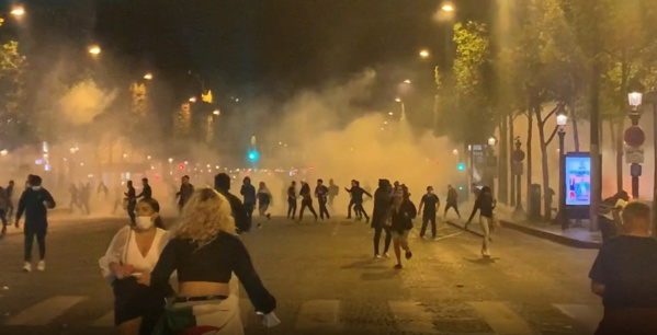 Professeur décapité près de Paris : neuf personnes placées en garde à vue