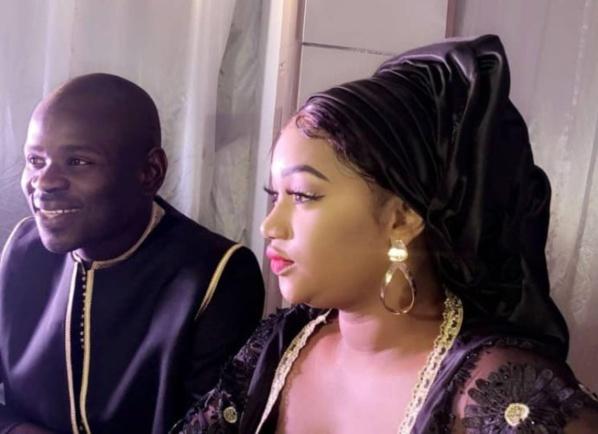 Pape Cheikh Diallo et Kya finalement ...divorcés!