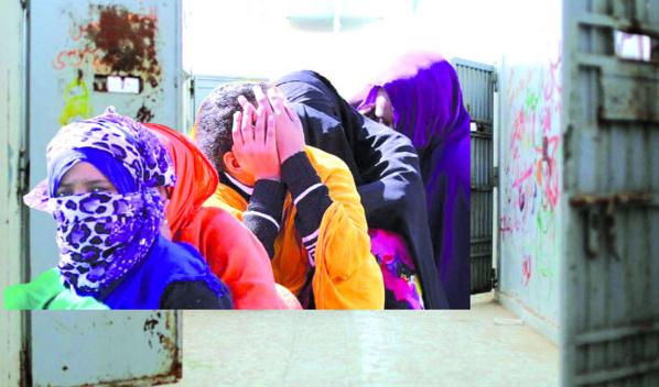 Épouses de présumés jihadistes – 5 SÉNÉGALAISES DÉTENUES EN LIBYE : Elles avaient rejoint leurs maris combattants de Daesh Leurs familles cherchent à les rapatrier ainsi que leurs 11 enfants